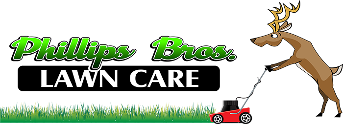 Phillips Bros Lawn Care Logo
